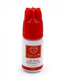 Colle noire 5 ml Extension 3D