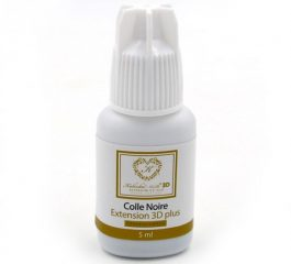 Colle noire 5 ml Extension 3D Plus