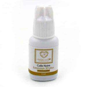 Colle noire 5 ml Extension 3D Plus